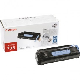Canon Toner Cartridge 706 Black