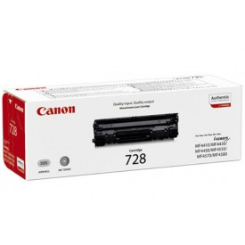 Canon Toner Cartridge 728 Black